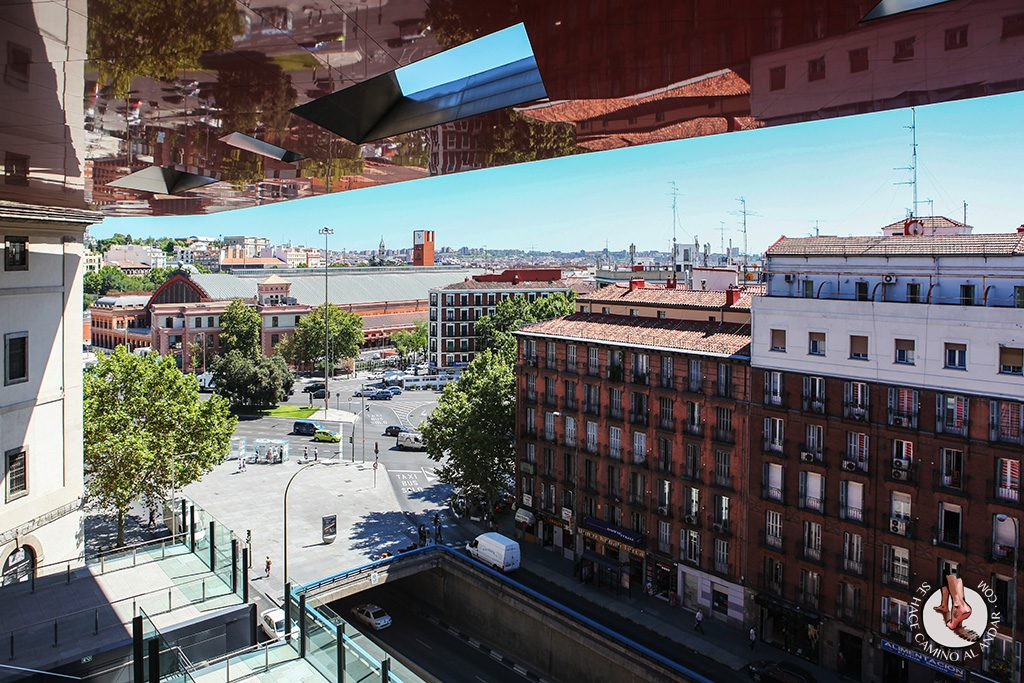 Miradores de Madrid Terraza Museo Reina Sofia