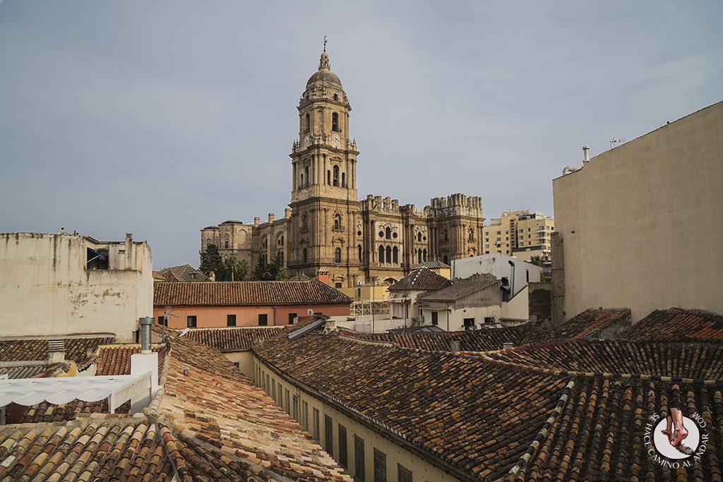 Miradores de Málaga Chinitas urban hostel diurno
