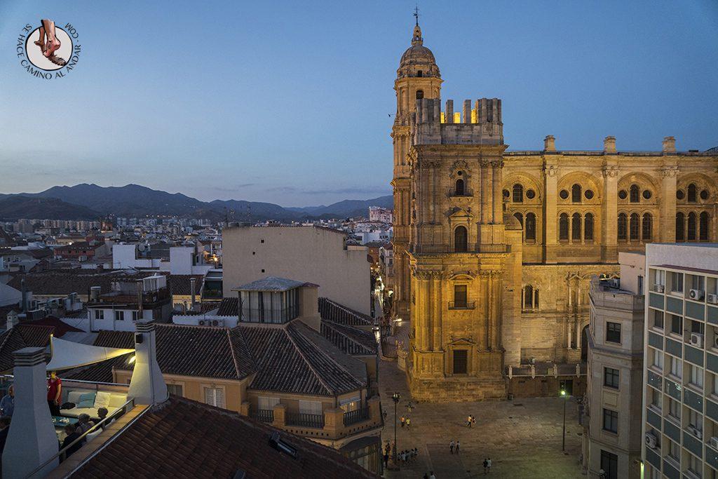 Miradores de Málaga Hotel Molina Larios