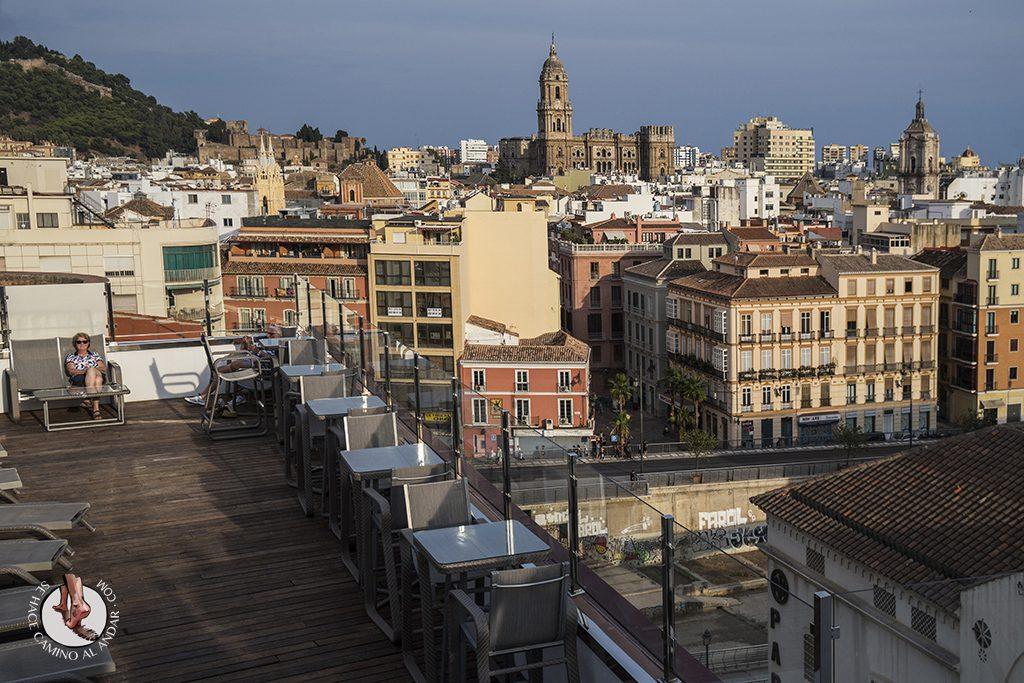 Miradores de Málaga Hotel Salles