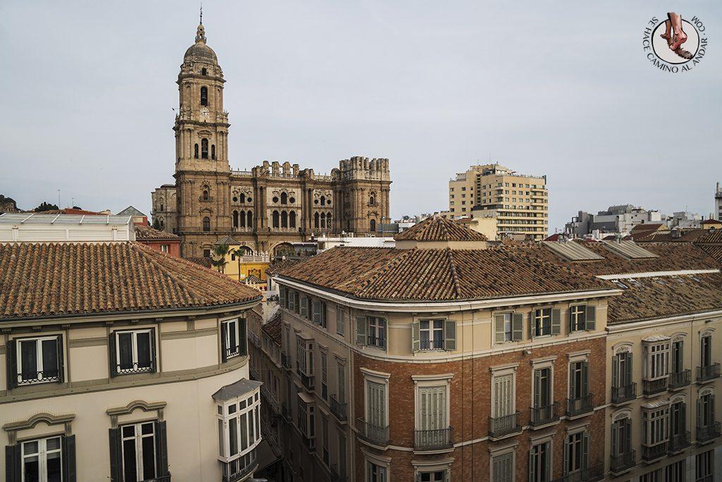 Miradores de Málaga Room Mate Larios