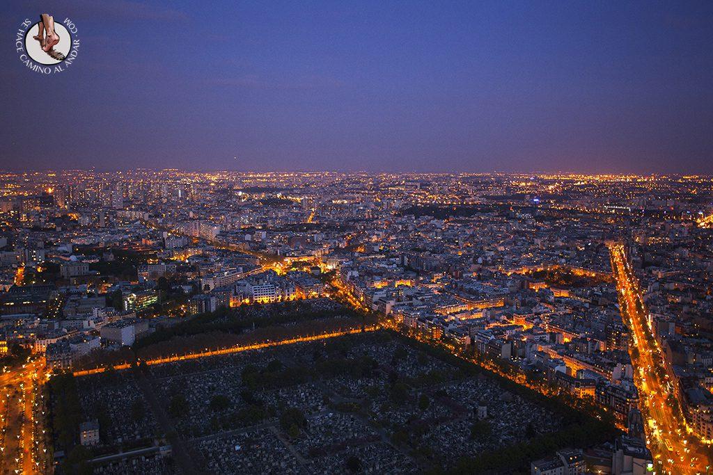 Miradores de Paris Montparnasse Cementerio