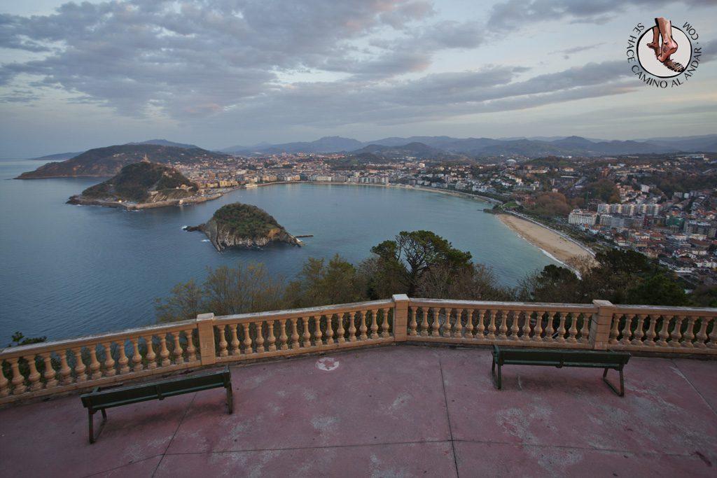 Miradores de San Sebastián Igeldo