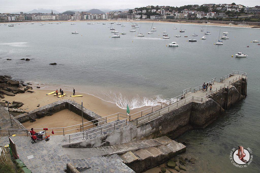Miradores de San Sebastián Isla de Santa Clara