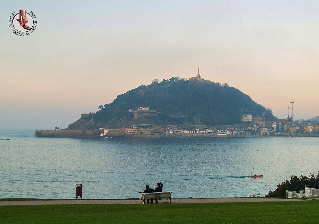 Miradores de San Sebastián vistas Donostia
