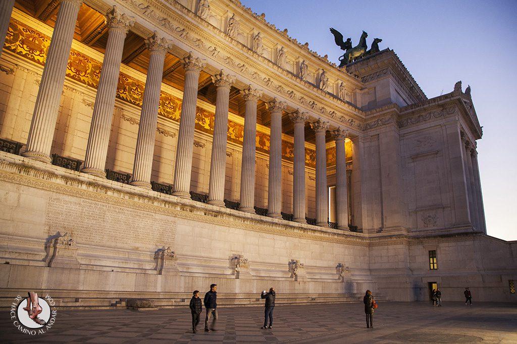 Monumento Victor Manuel Roma