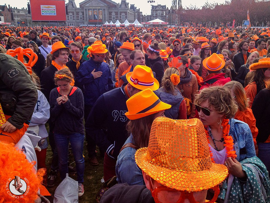 Museumplein Queen day