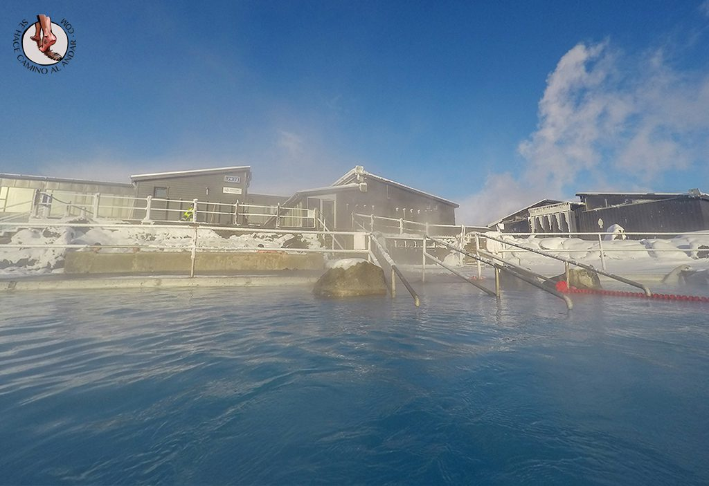 SPA geotermal Myvatn Nature Baths edificio