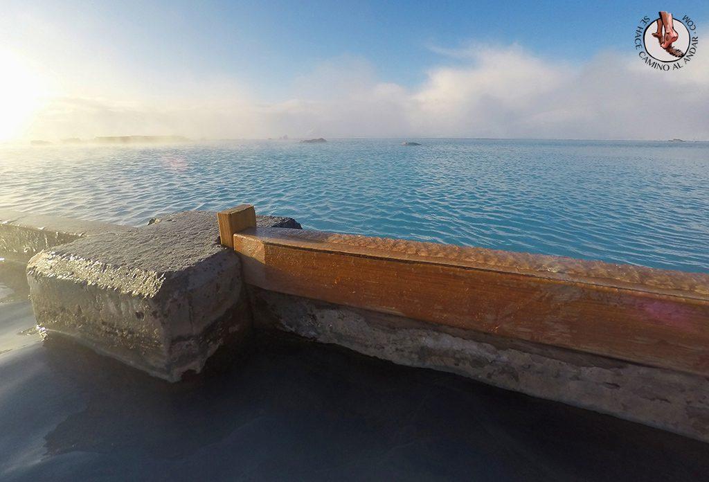 SPA geotermal Myvatn Nature Baths lagos separacion