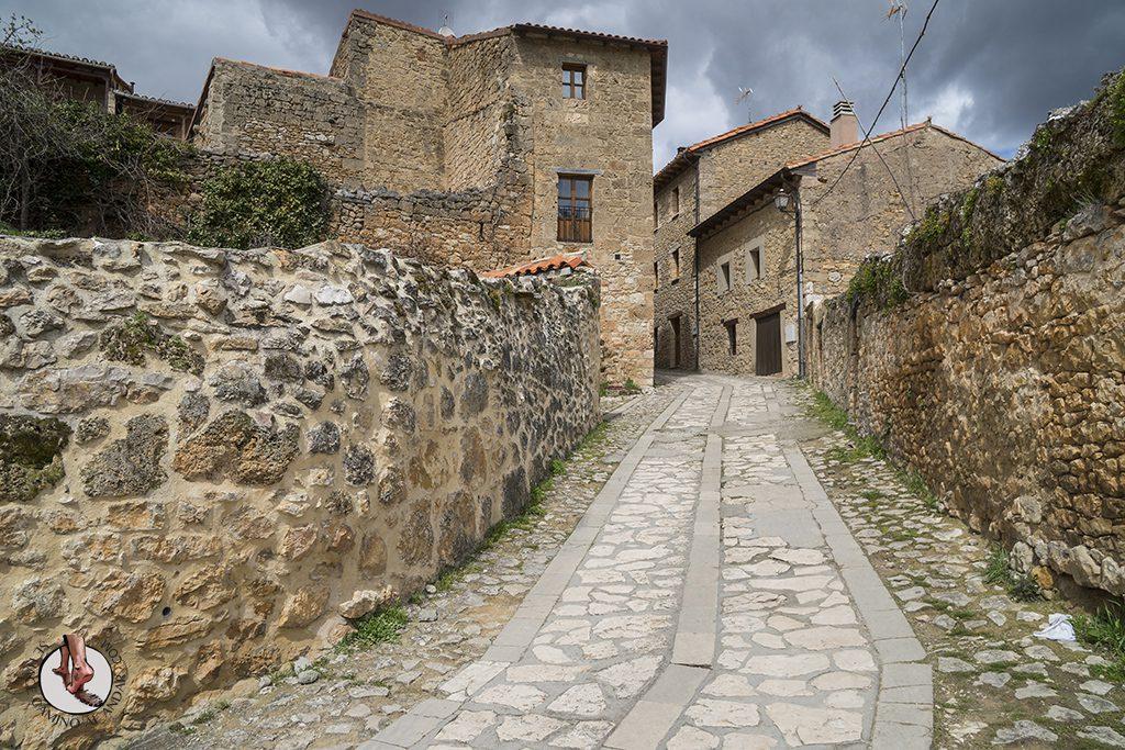 Orbaneja del Castillo pueblo