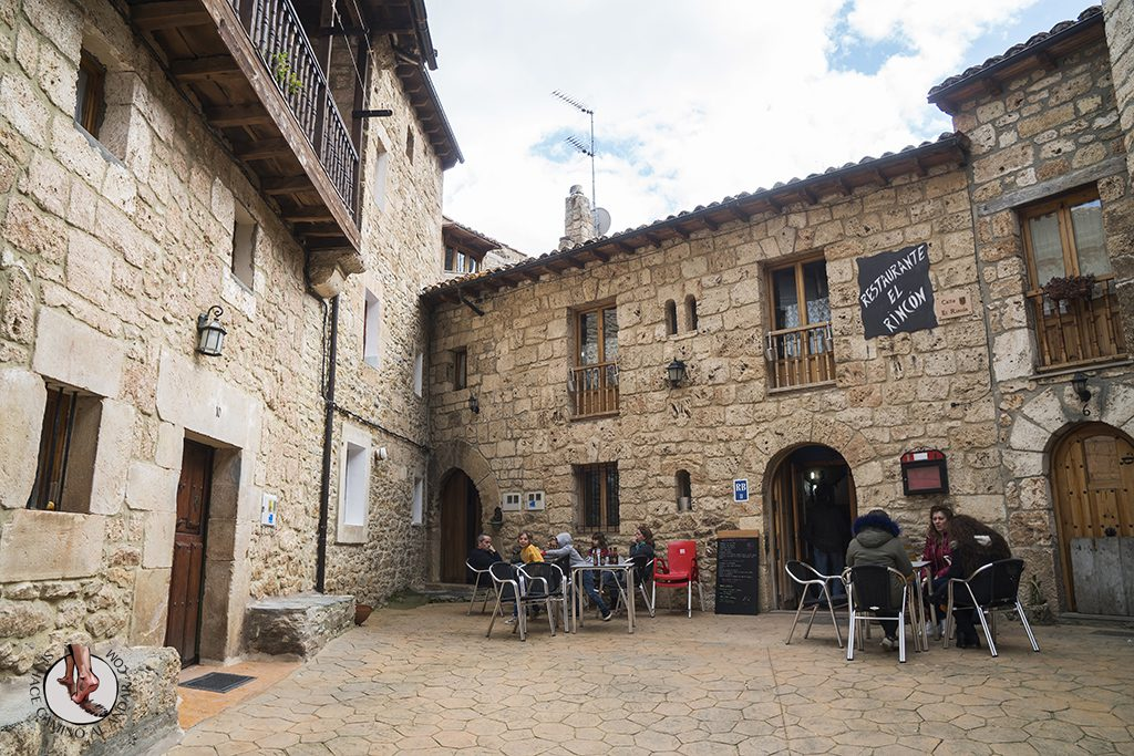 Orbaneja del Castillo restaurante el rincon