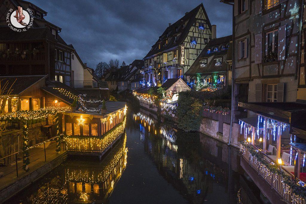 Organizar un viaje a Alsacia en Navidad Colmar Petite Venice