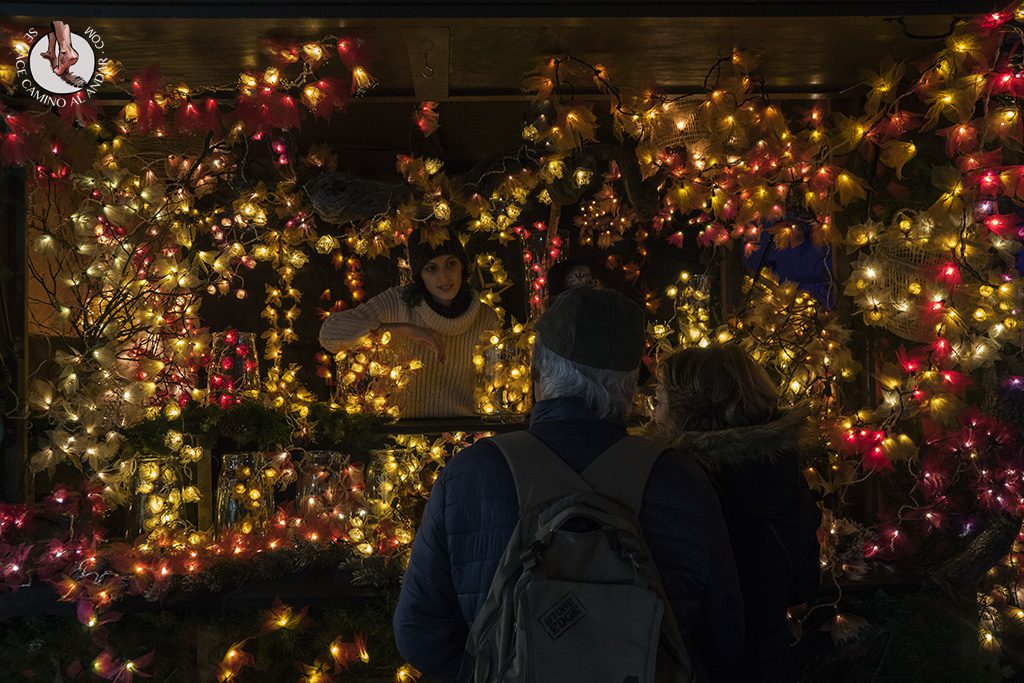 Organizar un viaje a Alsacia en Navidad Colmar mercadillo