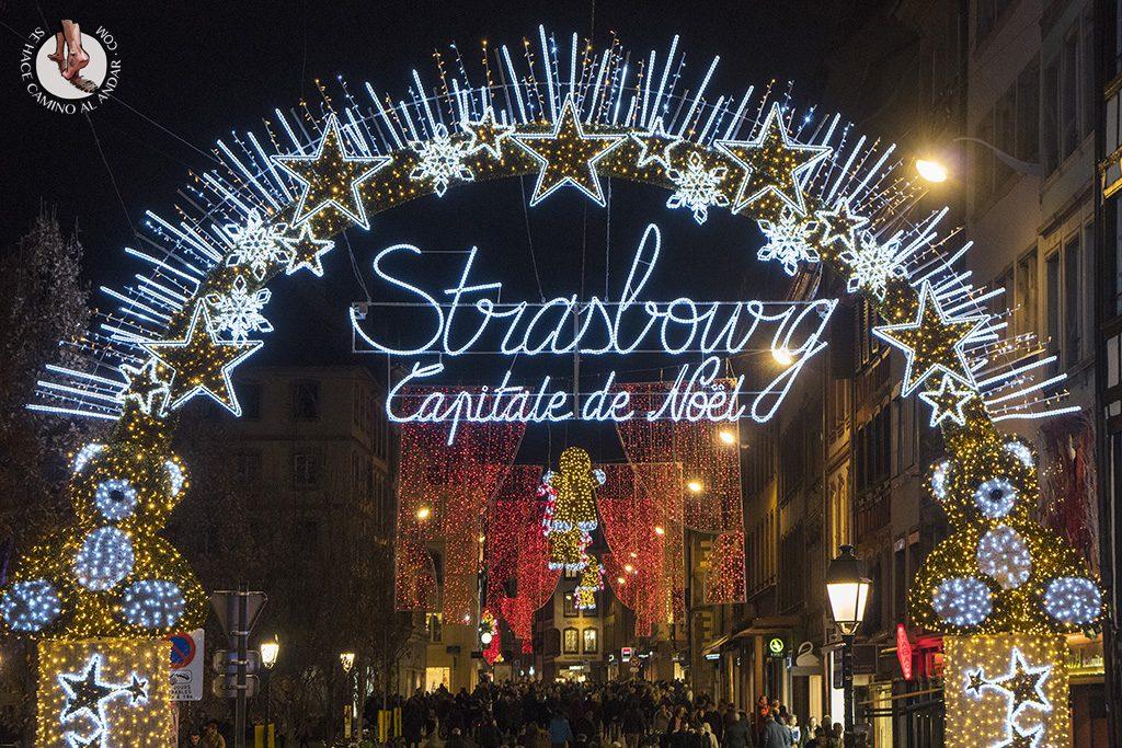 Organizar un viaje a Alsacia en Navidad Estrasburgo capital navidad