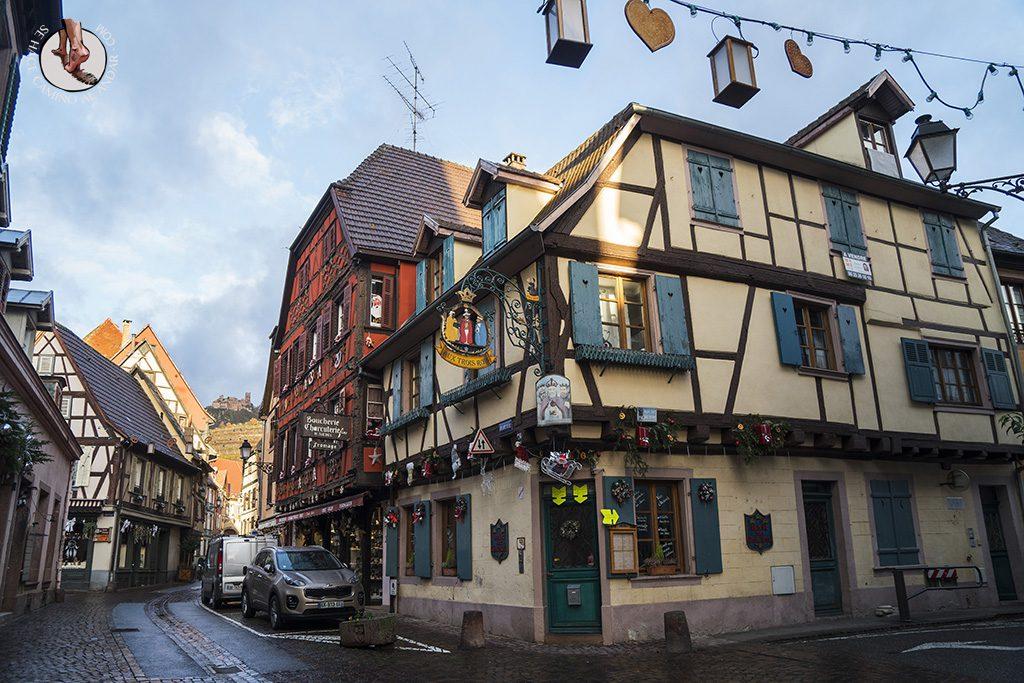 Organizar un viaje a Alsacia en Navidad Ribeauville