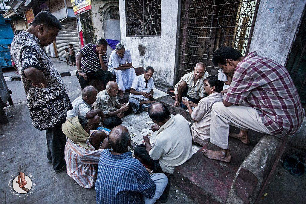 Partida india Calcuta