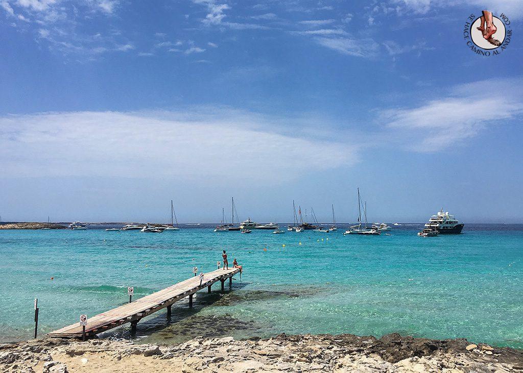 Pasarela Ses Illetes Formentera