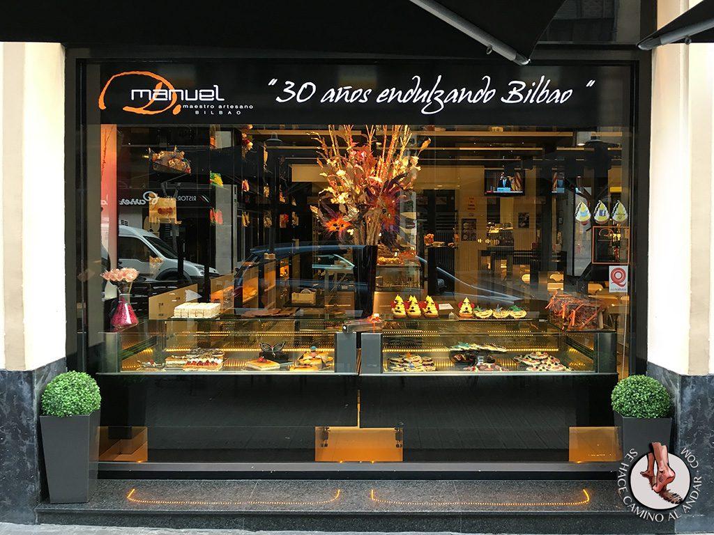 Pasteleria Don Manuel Bilbao
