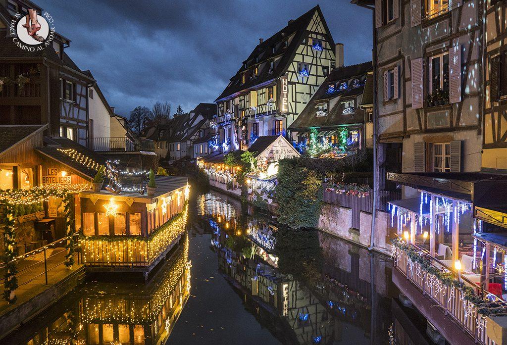 Petite Venice de Colmar en Navidad 2