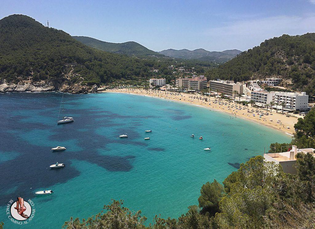 Playa Sant Joan Labritja Ibiza