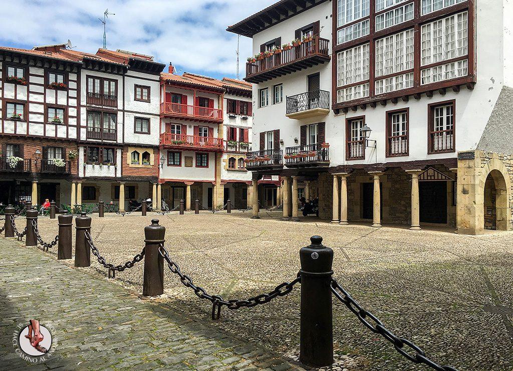 Plaza Gipuzkoa Hondarribia