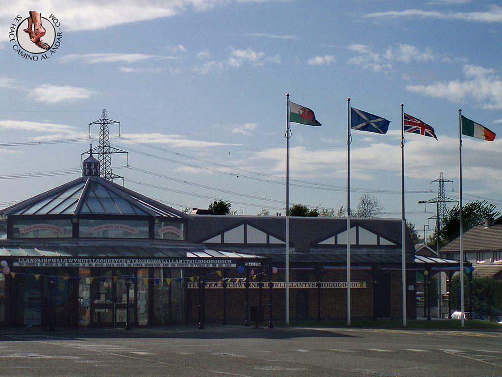 Plaza Llanfair PG