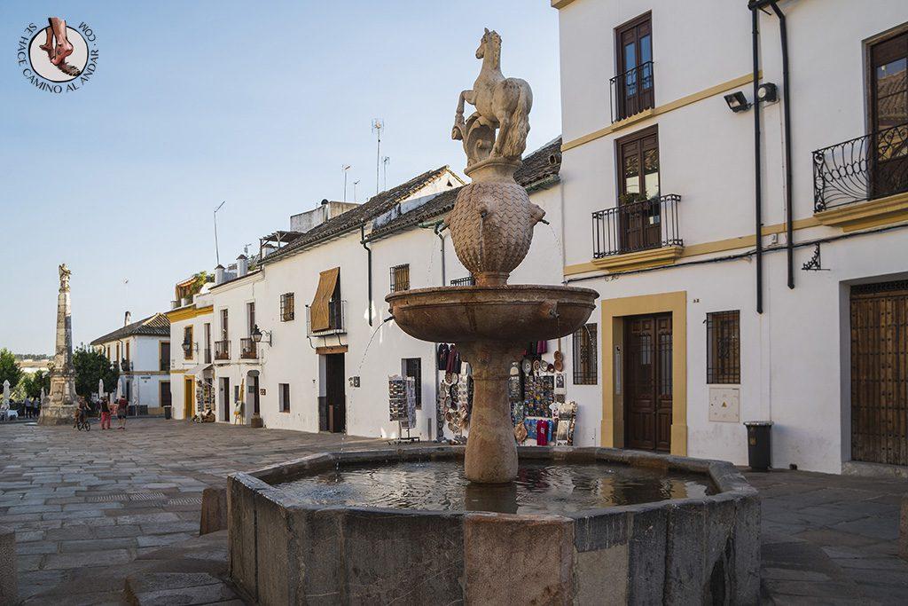 Plaza del Potro Córdoba