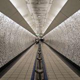 Postal viajera: Green Park Underground