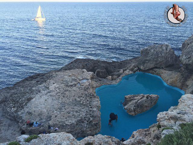 Problemas con la piscina natural de Mallorca 4