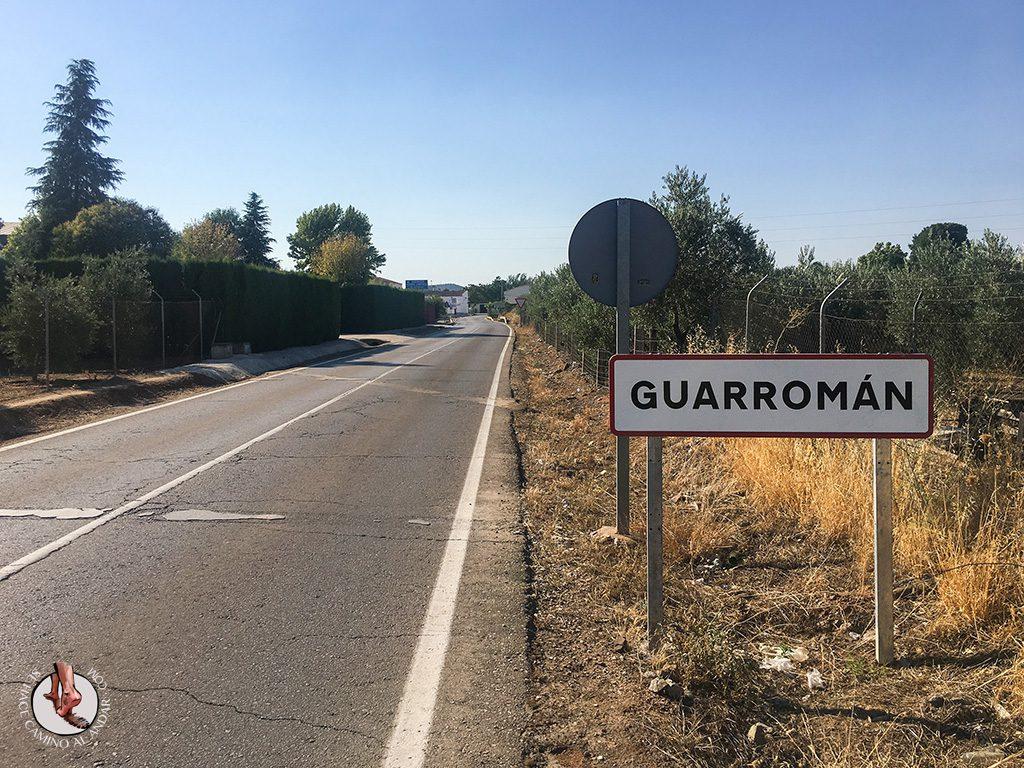 Pueblos con nombres raros Guarroman