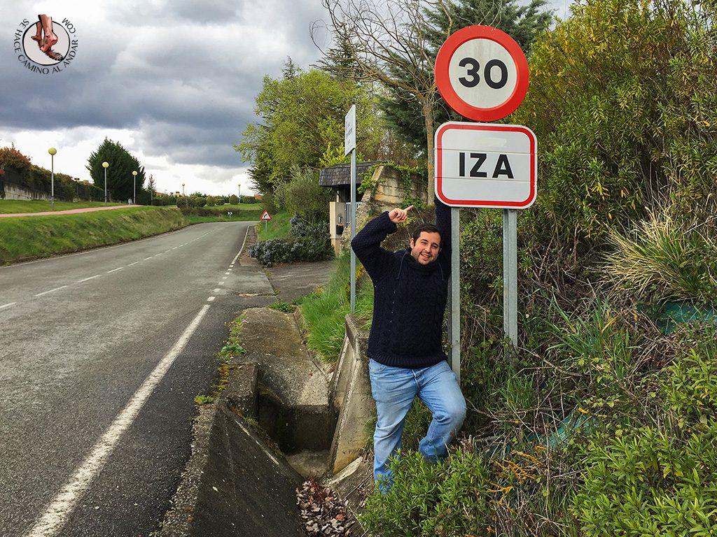 Pueblos con nombres raros Iza
