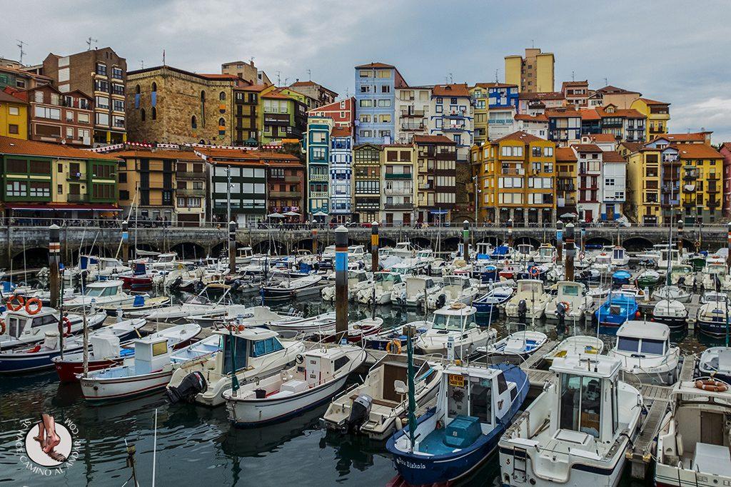 Pueblos mas bonitos de Euskadi Bermeo puerto