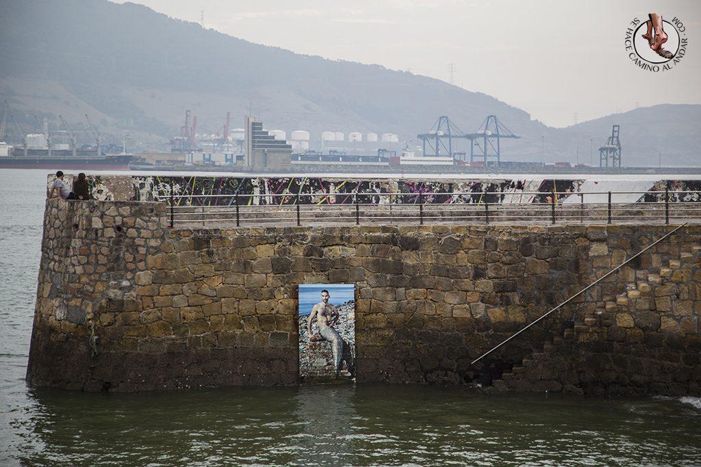 Pueblos mas bonitos de Euskadi Getxo sireno