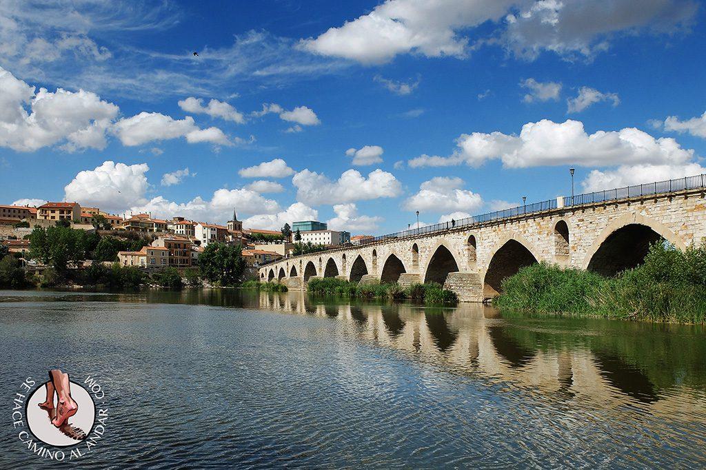 Puente de piedra Zamora chalo84