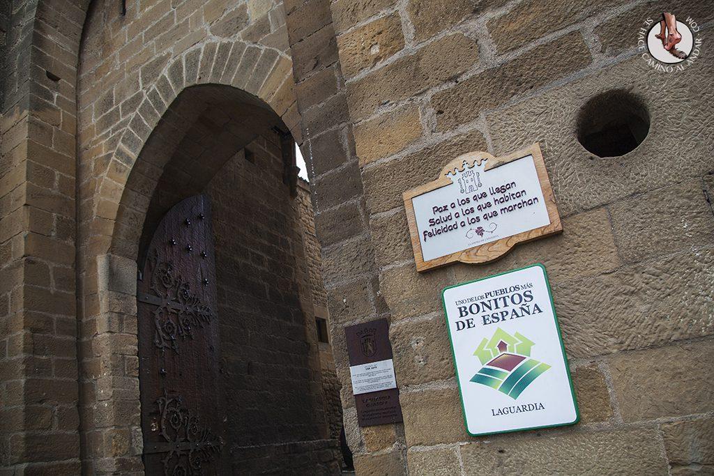 Puerta de Laguardia