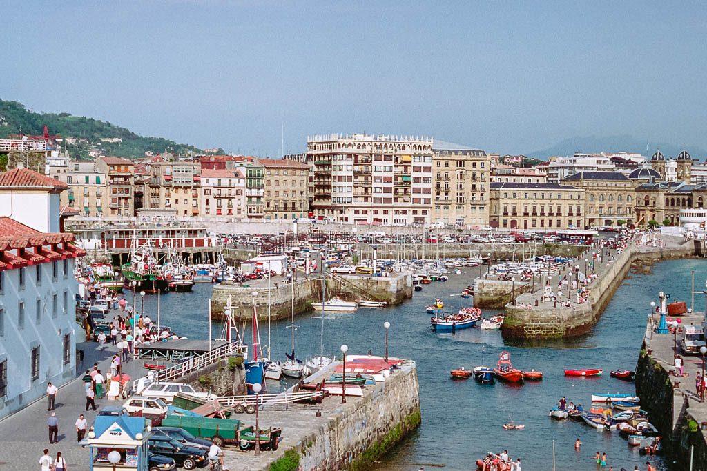 Puerto Donostia Chavetas
