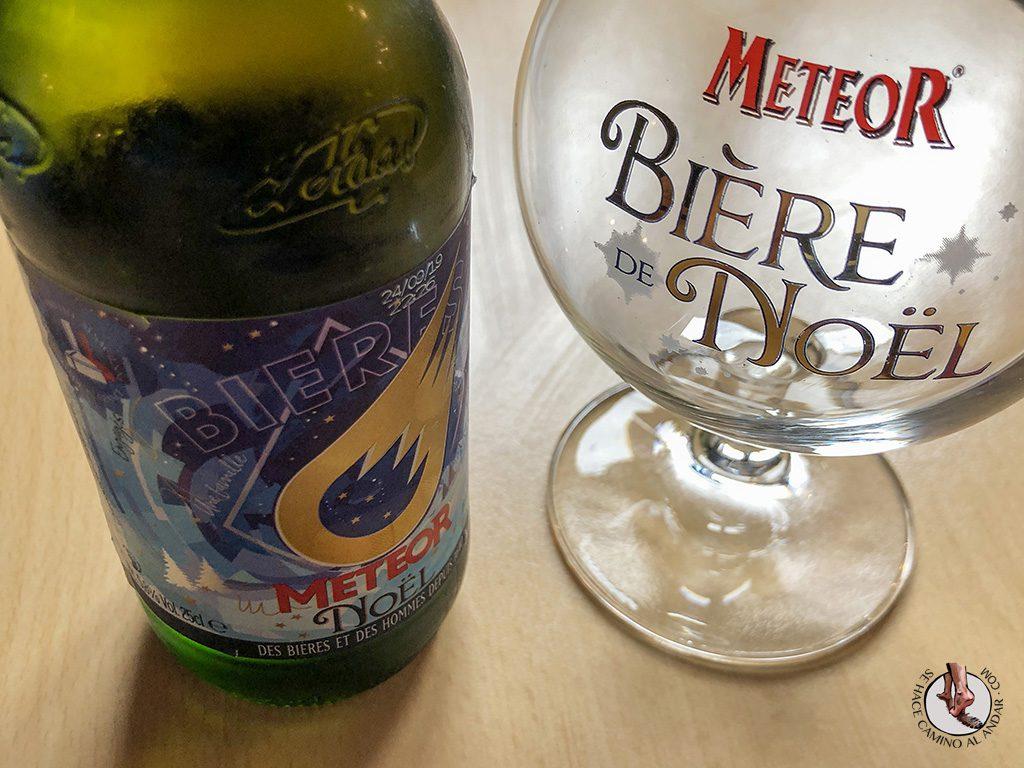 Que comer en Alsacia biere de noel