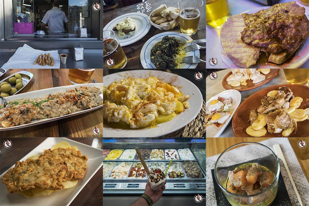 Que comer en Sevilla