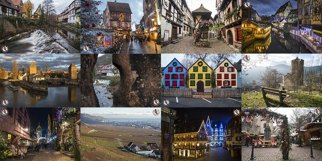 Qué pueblos de Alsacia visitar en Navidad