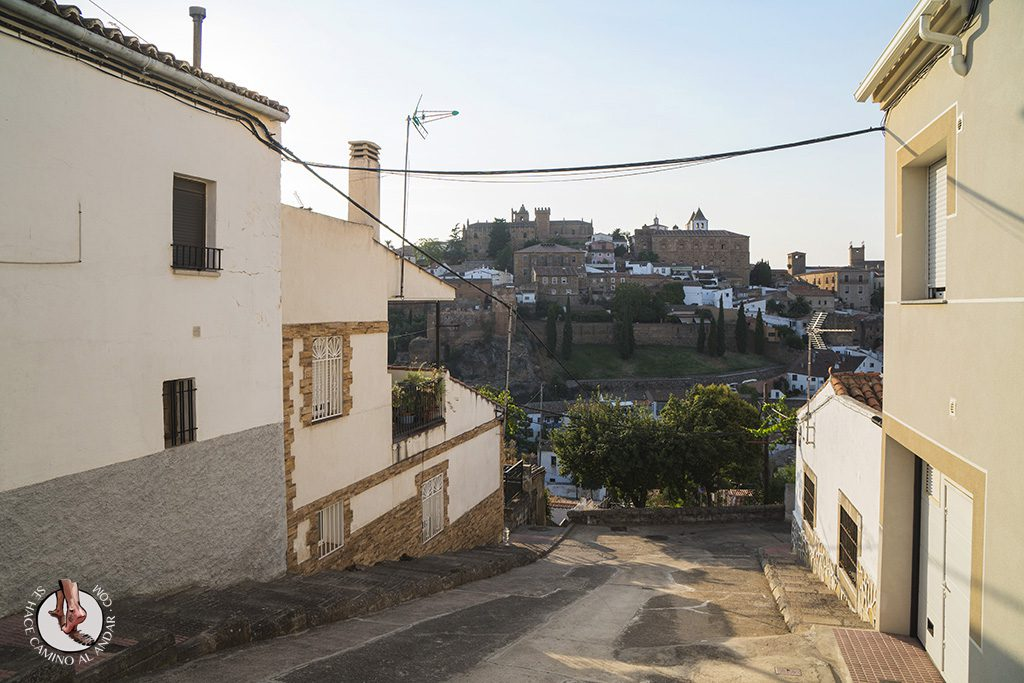 Que ver en Caceres mirador San Marquino