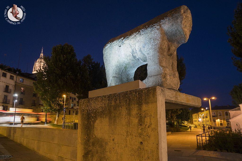 Que ver en Salamanca Berraco puente