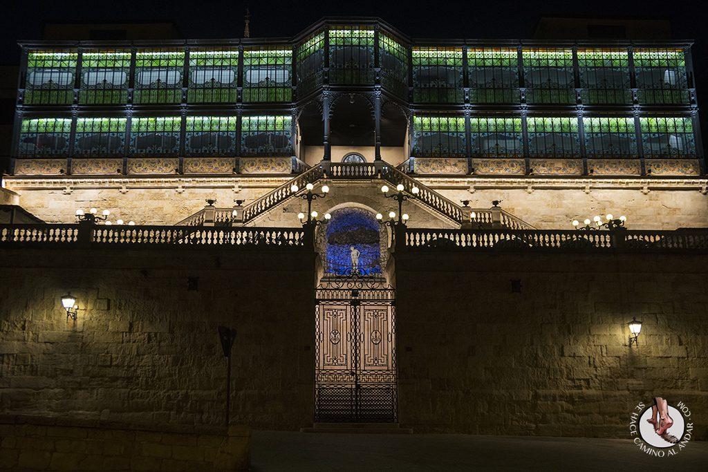 Que ver en Salamanca Casa Lis fachada