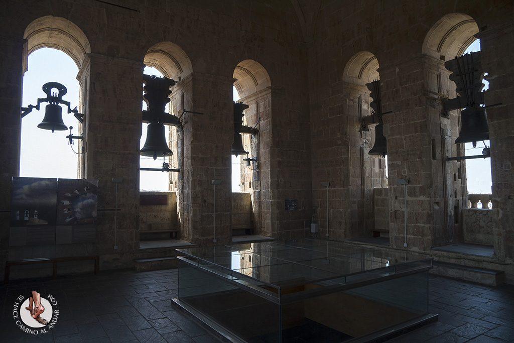 Que ver en Salamanca Catedral Torres ieronimus campanario