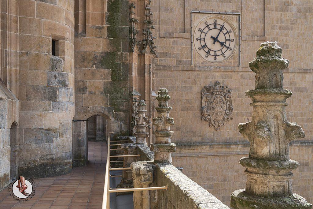 Que ver en Salamanca Catedral Torres ieronimus reloj