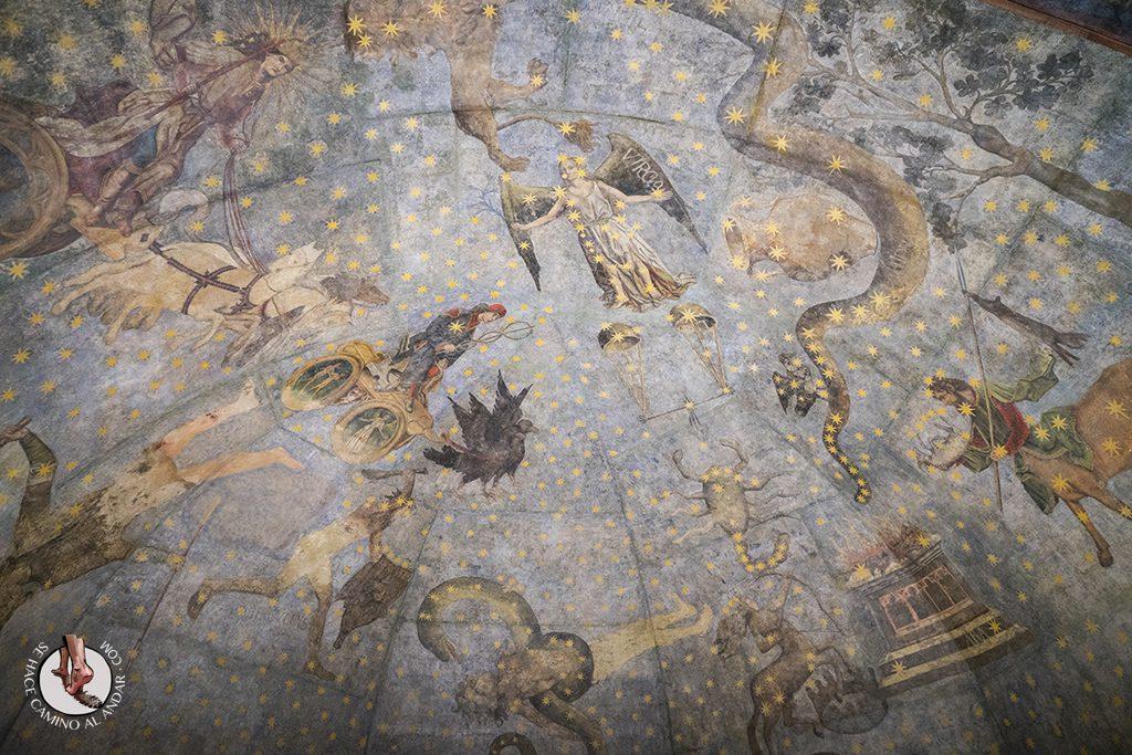 Que ver en Salamanca Cielo de Salamanca detalle