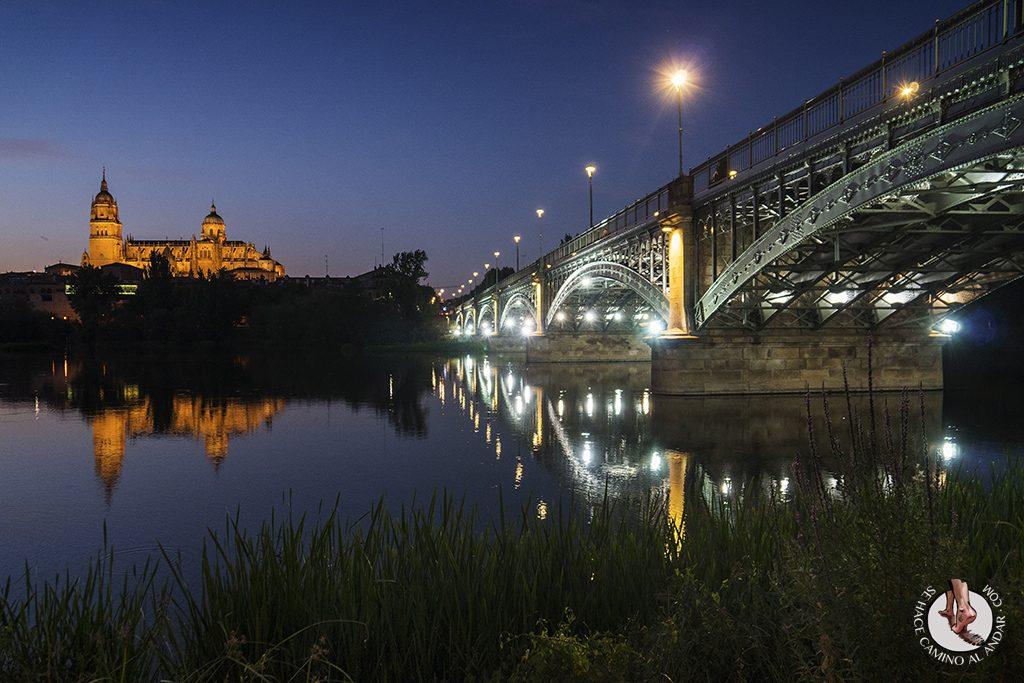 Que ver en Salamanca Puente Enrique Estevan