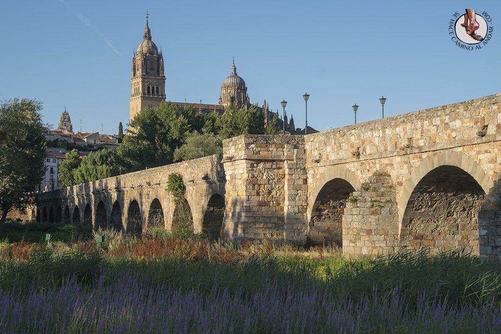 Que ver en Salamanca Puente Romano