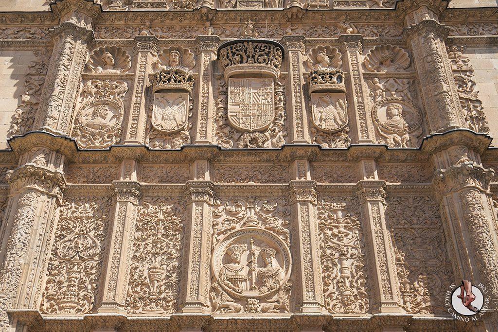 Que ver en Salamanca universidad rana