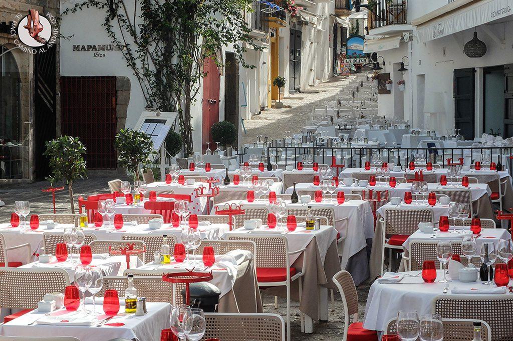 Restaurante Puerto Dalt Vila Ibiza