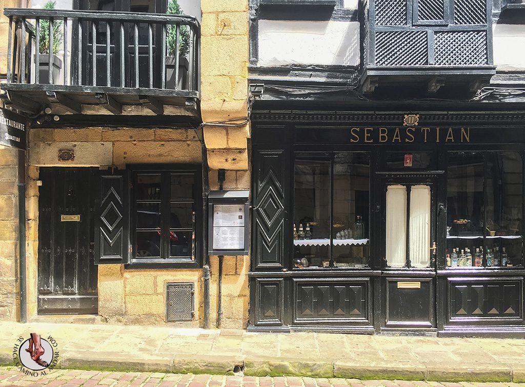 Restaurante Sebastián Hondarribia